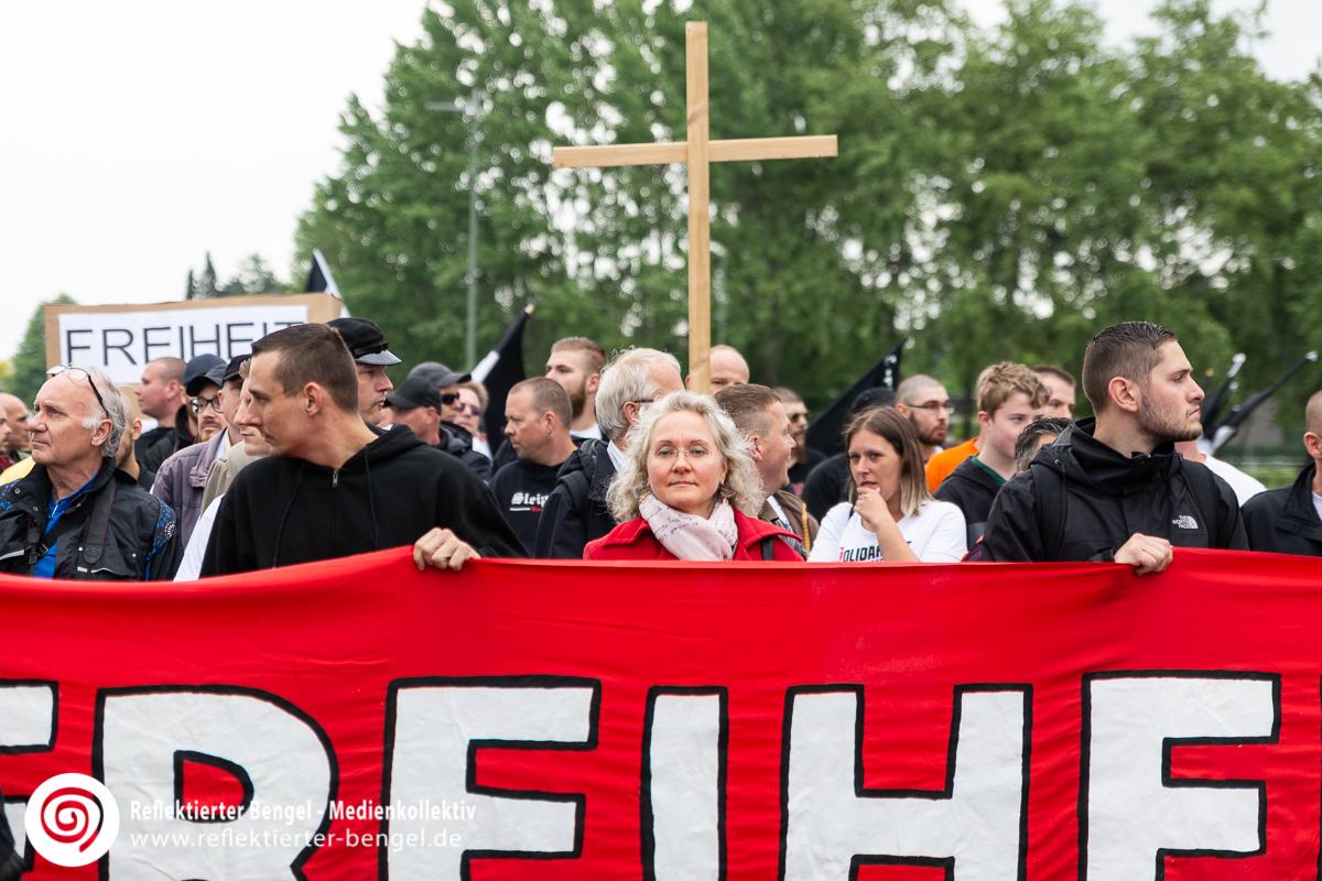10.05.18 Bielefeld - Solidaritätsdemonstration für Ursula Have