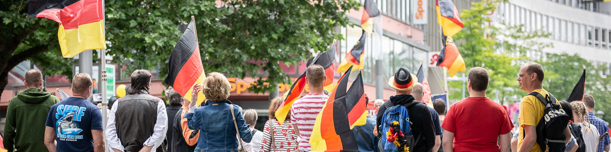 Tag der Patrioten in Hannover