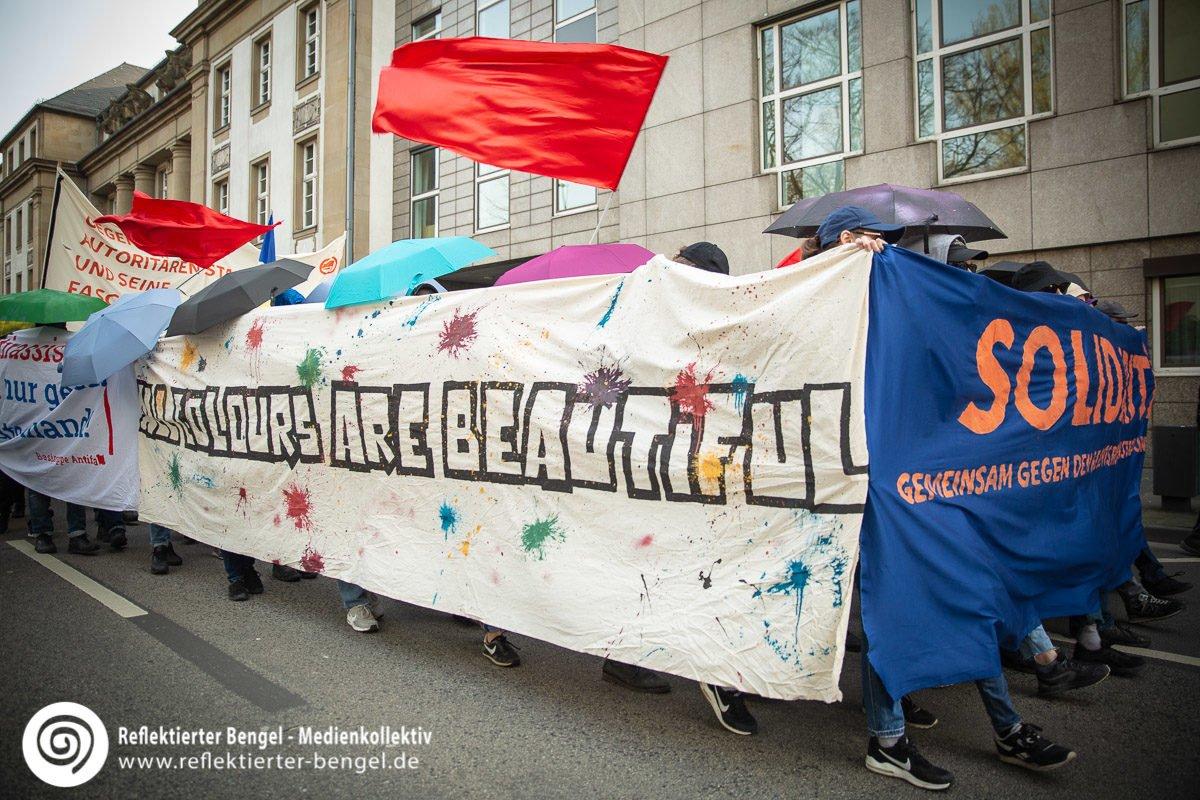 23.03.19 Frankfurt - Gegen den Rechtsruck