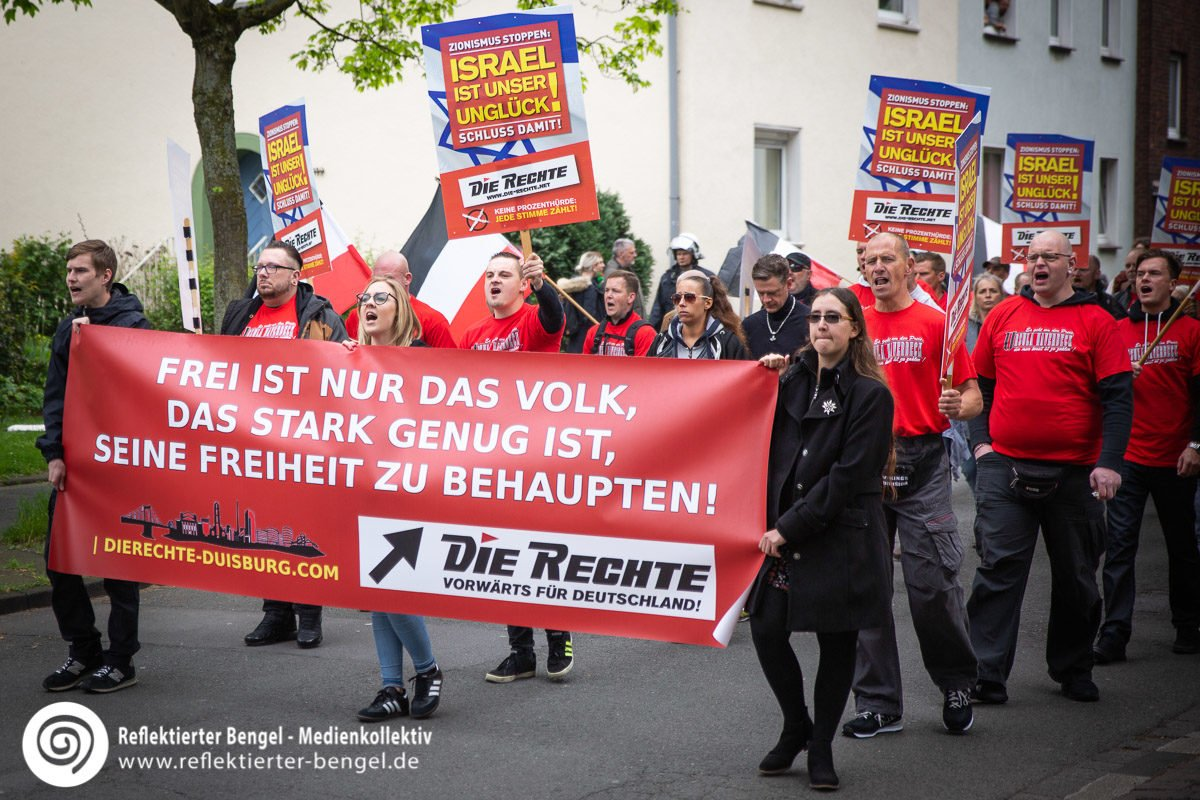 01.05.19 Duisburg - Die Rechte