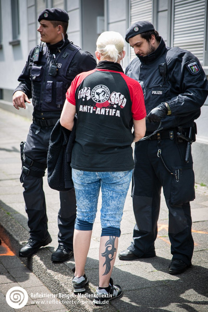25.05.19 Dortmund - Die Rechte